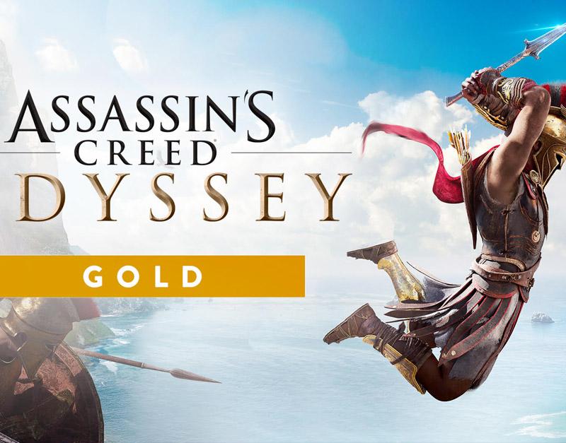 Assassin's Creed Odyssey - Gold Edition (Xbox One), V Games For U, vgamesforu.com