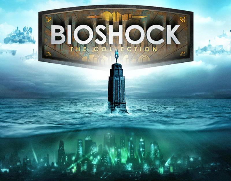 BioShock: The Collection (Xbox One), V Games For U, vgamesforu.com