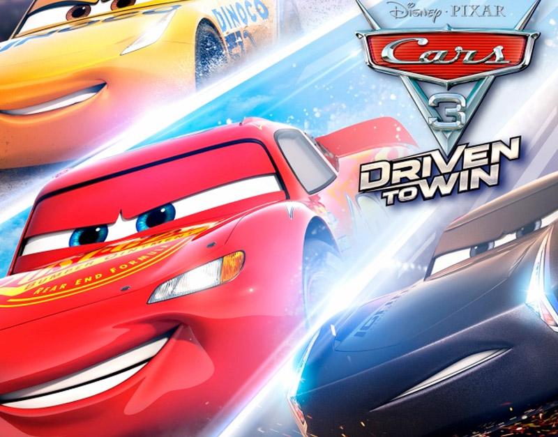 Cars 3: Driven to Win (Xbox One), V Games For U, vgamesforu.com