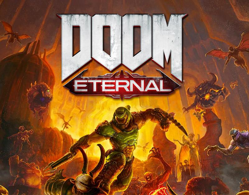 DOOM Eternal Standard Edition (Xbox One), V Games For U, vgamesforu.com