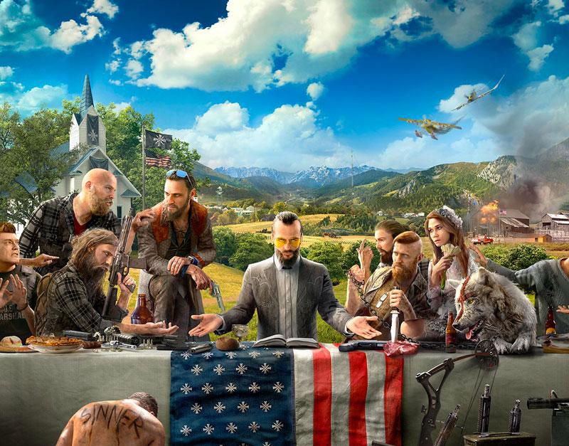 Far Cry 5 - Gold Edition (Xbox One), V Games For U, vgamesforu.com