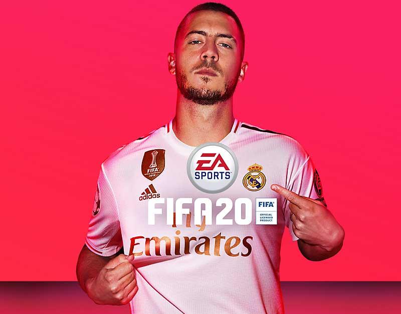 FIFA 20 (Xbox One), V Games For U, vgamesforu.com