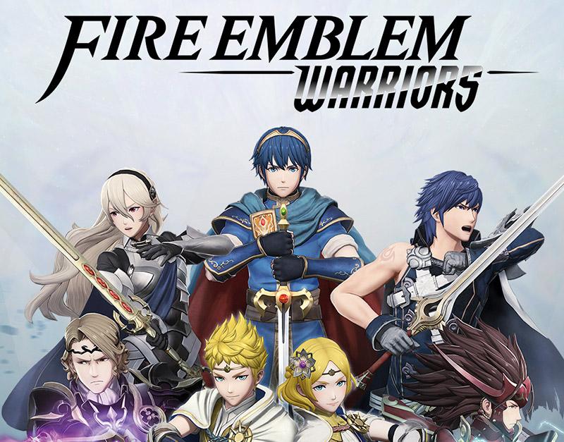 Fire Emblem Warriors (Nintendo), V Games For U, vgamesforu.com