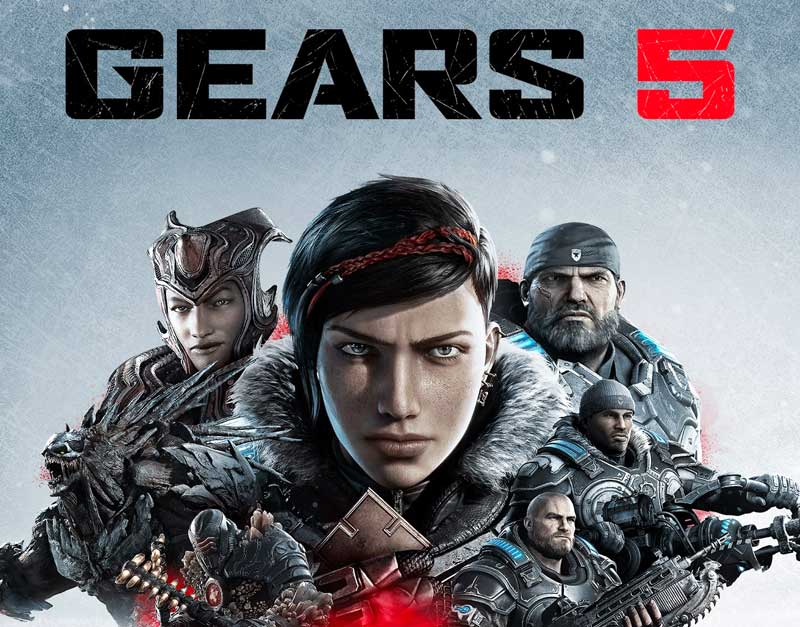Gears 5 (Xbox One), V Games For U, vgamesforu.com