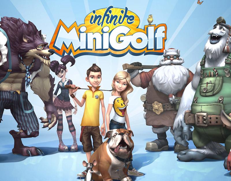 Infinite Minigolf (Xbox One), V Games For U, vgamesforu.com