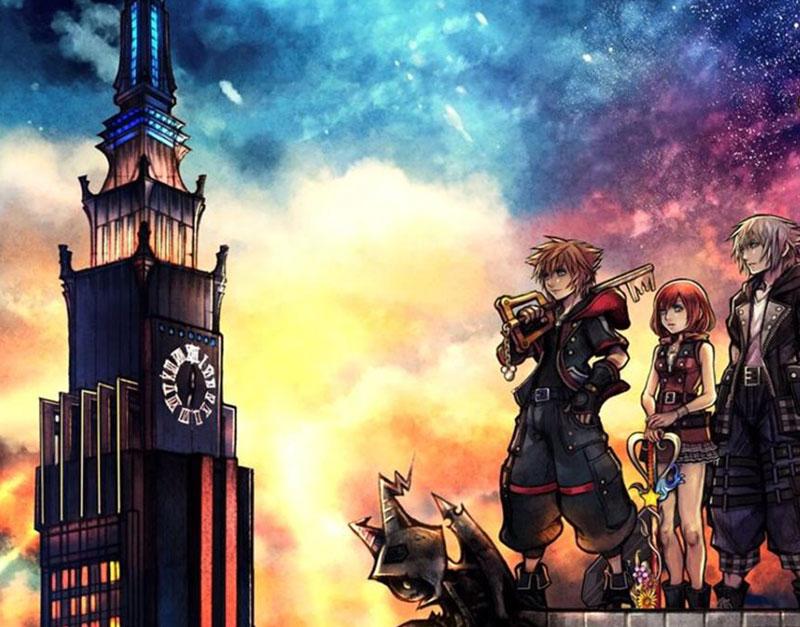 Kingdom Hearts 3 (Xbox One), V Games For U, vgamesforu.com
