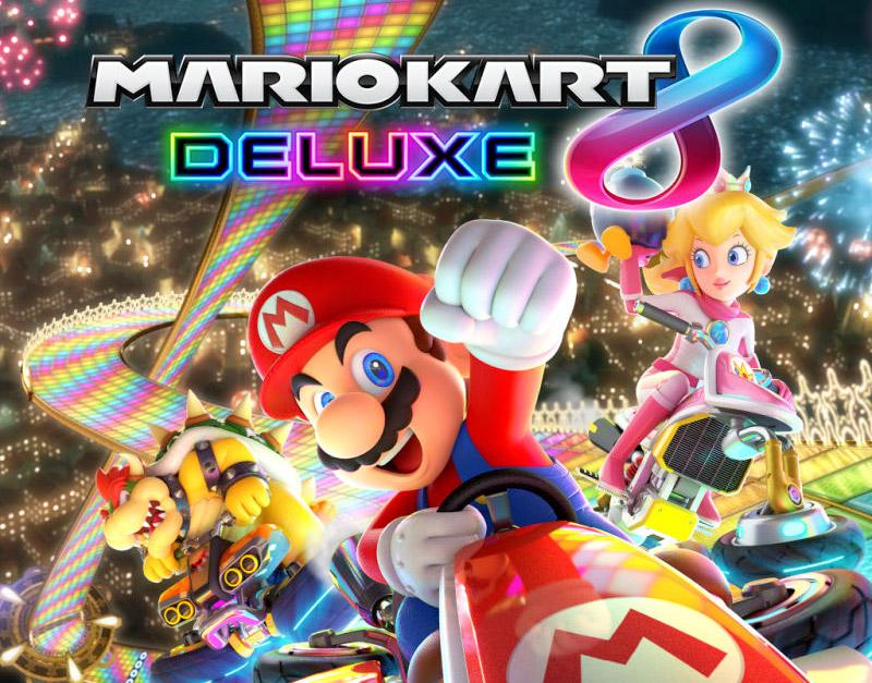 Mario Kart 8 Deluxe (Nintendo), V Games For U, vgamesforu.com