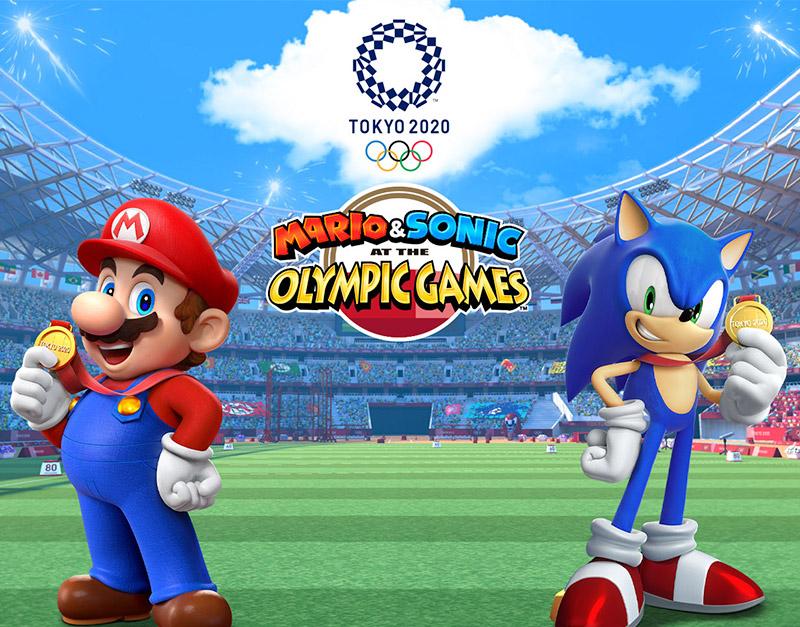 Mario & Sonic Tokyo 2020 (Nintendo), V Games For U, vgamesforu.com