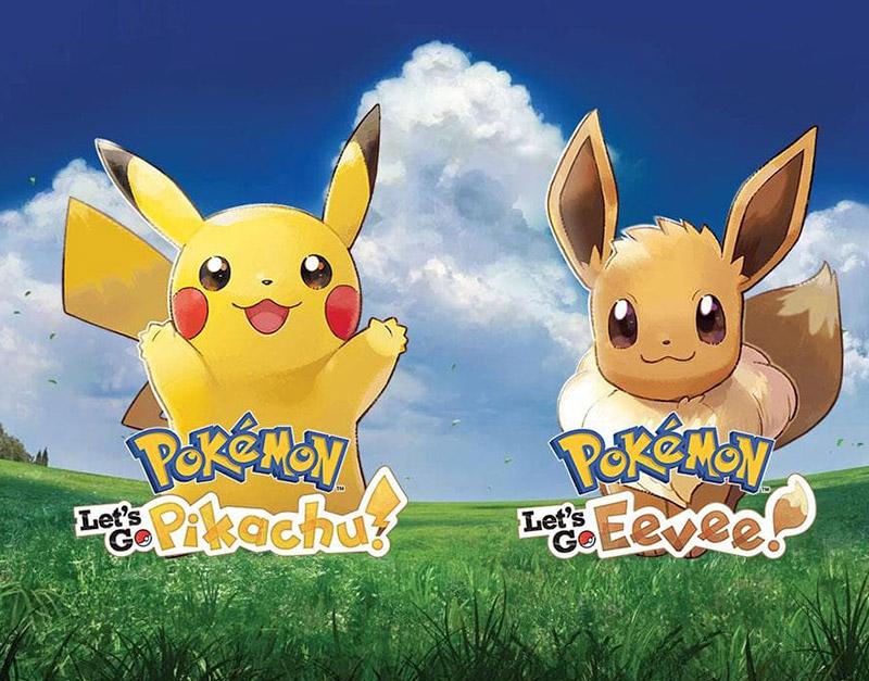 Pokemon Let's Go Eevee! (Nintendo), V Games For U, vgamesforu.com