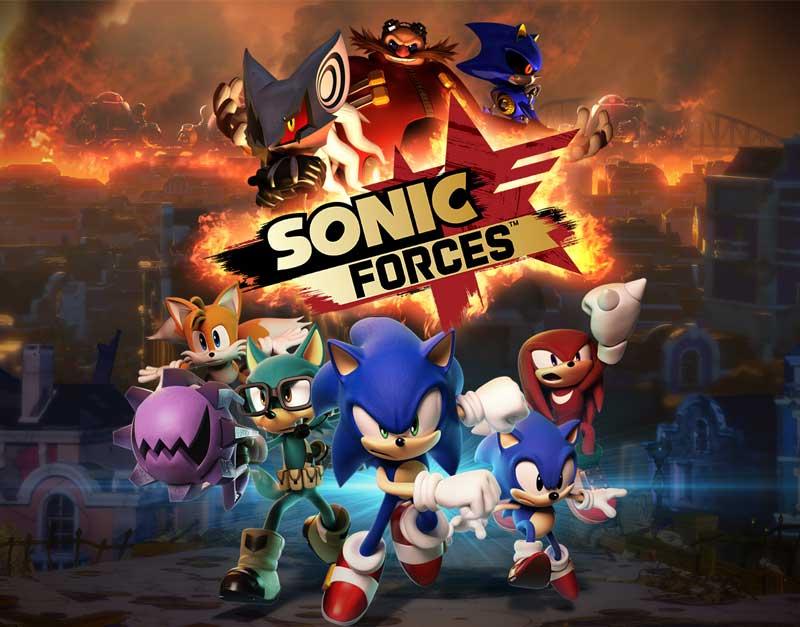 SONIC FORCES™ Digital Standard Edition (Xbox Game EU), V Games For U, vgamesforu.com
