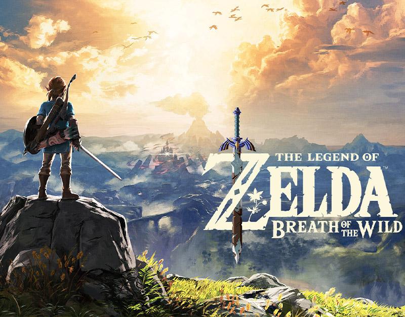 The Legend of Zelda: Breath of the Wild (Nintendo), V Games For U, vgamesforu.com