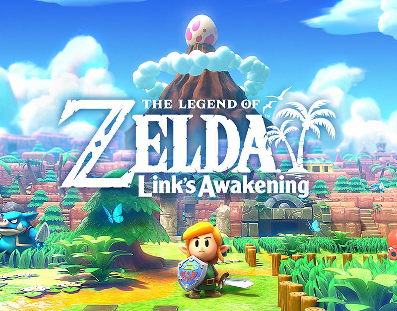 The Legend of Zelda: Link's Awakening (Nintendo), V Games For U, vgamesforu.com