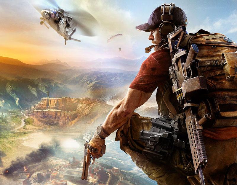 Tom Clancy's Ghost Recon Wildlands - Deluxe Edition (Xbox One), V Games For U, vgamesforu.com